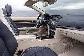 Mercedes Benz E Class 2014 Interior 2014 Mercedes Benz E Class Coupe 4matic Top Auto Magazine