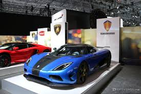 koenigsegg car price new york auto show 2015 it u0027s good to be rich drivingline
