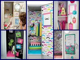 Back to School Locker Ideas DIY Locker Decorations