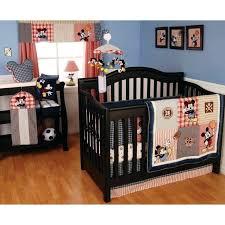 Sports Themed Crib Bedding Vintage Sports Baby Bedding Mickey Mouse Vintage Sports Crib