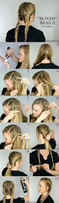 Sch Ste Kurzhaarfrisuren by Best 25 Easy Hair Ideas On Hair Simple