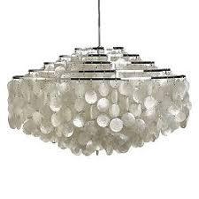 Mother Of Pearl Pendant Light by Verpan Lighting Sale Save 15 On Verpan Lighting At Lumens Com