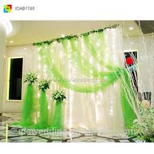 wedding stage decoration fancy cheap wedding stage backdrop decoration indian wedding