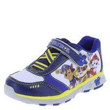 thomas the train light up shoes paw patrol paw boys light up shoe payless