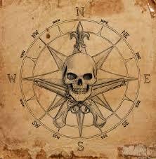 pirate compass symbol by dashinvaine on deviantart art fantasy