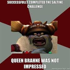 Challenge Completed Meme - image 113065 queene brahne was not impressed know your meme