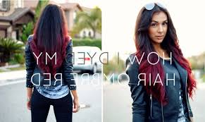 Black To Brown Ombre Hair Extensions by Ombre Hair Extensions Dipdye Dark Brown Wheat Blonde Fade 2017