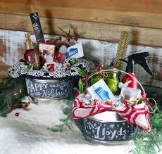 christmas hostess gifts hostess gifts in a paint can lowe s creative idea pretty handy girl