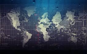 Daylight World Map by Wet Maps Water Drops World Map Wallpaper 1920x1200 8755