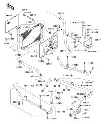 kawasaki mule parts diagram regarding kawasaki mule 3010 parts