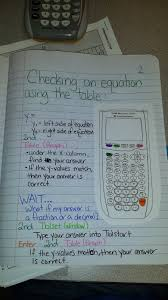 graphing calculator tutorial in interactive notebook