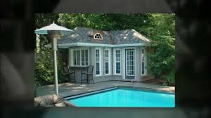cabana pool house pool house cabana designs part youtube home building plans 20971