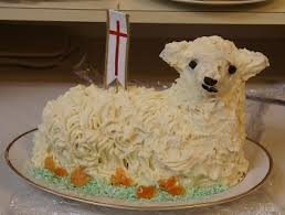 Decorating Easter Lamb Cake by 2016 Easter Lamb Cake Because He Is The Lamb Of God