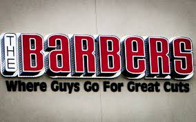 the barbers home
