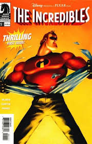 incredibles 2 issue