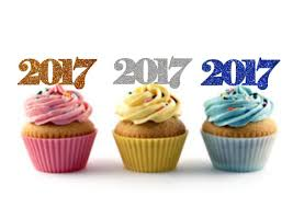 New Years Cupcake Decorations by 2017 Cake Toppers New Years Eve Cupake Topper Graduation
