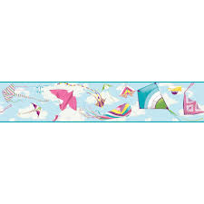 disney disney kids star glitter wallpaper border dk5807b the