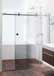 Sliding Shower Screen Doors Tj S Glass Aluminium Frameless Showers Sliding