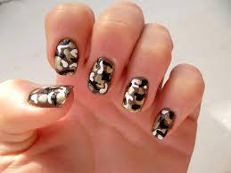 pink camo nail art designs fancy camo nail designs for a change