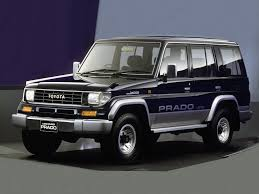 toyota land rover 1990 toyota land cruiser prado