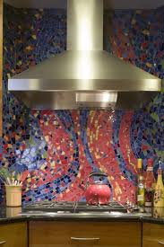 colorful kitchen backsplash kitchen captivating colorful kitchen backsplash design