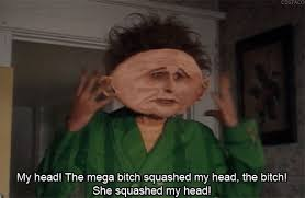 Awesome Drop Dead Fred Meme - when a mega bitch sits on your face gif on imgur