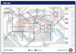 underground map zones network maps