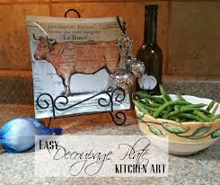 french country kitchen plate redo it yourself inspirations