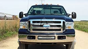 f250 led light bar amazon com 4x4 fabworks 2005 2007 ford f250 f350 20 led light bar