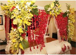 House Decoration For Engagement by Simple Bedroom Decoration For Wedding Night Bedroom