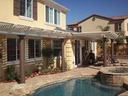 elitewood aluminum patio covers san diego rkc construction