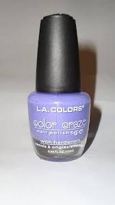breezythenailpolishlover l a colors review swatches