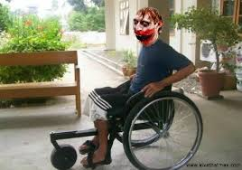 Breaking Bad Wheel Chair Love That Max Where Are The Zombies With Disabilities