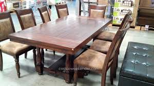 costco dining room furniture dining sets costco room table thesoundlapse com