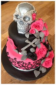 Spooky Halloween Cake Skull Cake Perfect Use For The Skull Baking Mold Halloween