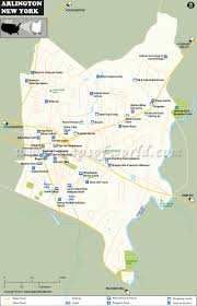 Arlington Tx Zip Code Map by Arlington Map A Community And Cdp In Dutchess County New York Usa