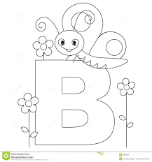 animal alphabet e coloring page stock photo image 9999060