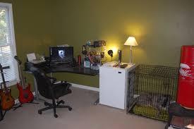 Desk With Printer Storage Furniture Interesting Black Ikea Galant Desk With White Baseboard