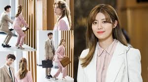 Simple And Easy Hairstyles For Office by 7 Actresses Whose K Drama Have Blessed Us With All The
