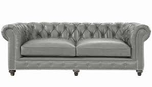 Distressed Chesterfield Sofa Bellagio Distressed Grey Leather Chesterfield Sofa Archives