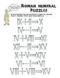 teach roman numerals the fun way v count u0027em v fun and