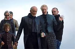 Vanity Fair Cover Shoot Game Of Thrones Images Charles Dance At The Vanity Fair Cover