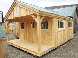 Small Cabin Plans With Loft The 12 U0027 X 18 U0027 Bunk House Makes An Excellent Offgrid Cabin Eco
