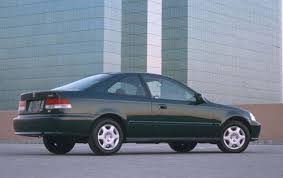 96 honda civic 2 door coupe used 1999 honda civic coupe pricing for sale edmunds