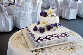square wedding cakes fabulous square wedding cakes