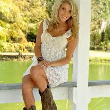 i would love to get a lace dress and wear my cowgirl boots with it