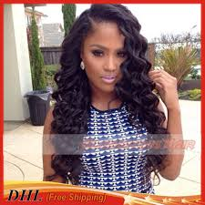 how to style brazilian hair side part synthetic lace front wig glueless brazilian style hair