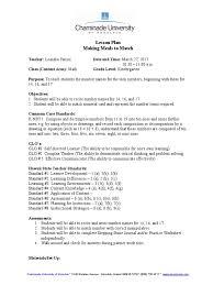 math 10 3 matching representation lesson plan part 2 lesson