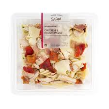 chicken u0026 bacon pasta salad 360g woolworths co za