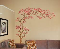 trompe l oeil wall murals in pasadena ca virginia fair studios mural sakura pink jpg